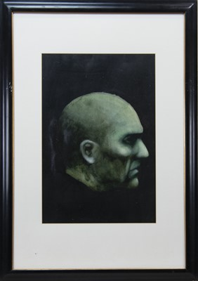 Lot 86 - AN UNTITLED WORK BY KIRSTEN RILEY