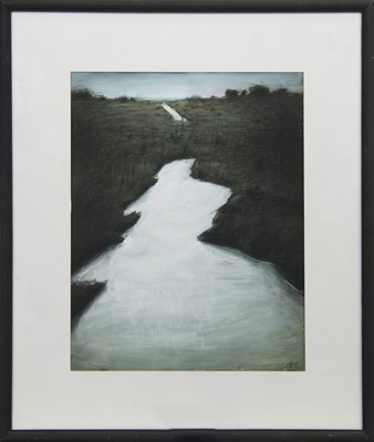 Lot 514 - NARCISSUS' MIRROR, A GOUACHE BY PHILIP BRAHAM