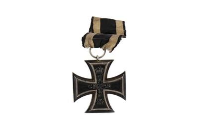 Lot 1356 - A WWI GERMAN IRON CROSS 1914