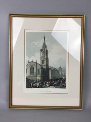 Lot 75 - A GROUP OF EIGHT PRINTS