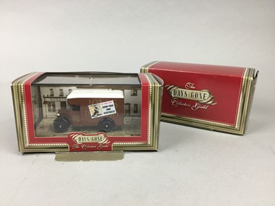 Lot 81 - A LOT OF BOXED DAYS GONE MODEL VEHICLES