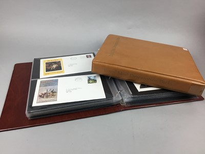 Lot 89 - A LOT OF FIVE ALBUMS OF FIRST DAY COVERS