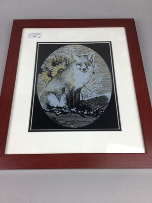 Lot 94 - A LOT OF TWO CONTEMPORARY FRAMED PRINTS
