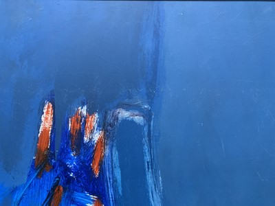 Lot 553 - AN UNTITLED WORK BY DONALD MORRISON BUYERS