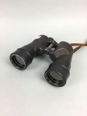 Lot 22 - A PAIR OF OPTICAL AND FILM SUPPLY BINOCULARS