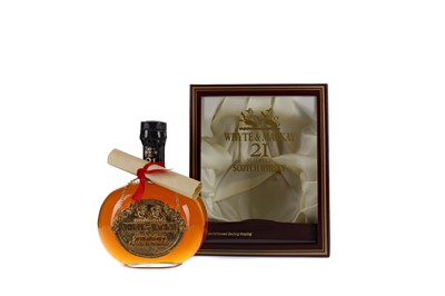 Lot 43 - WHYTE & MACKAY 21 YEARS OLD