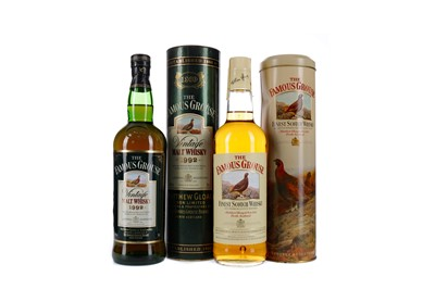 Lot 44 - FAMOUS GROUSE 1992 VINTAGE, AND FAMOUS GROUSE