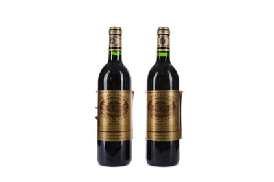 Lot 51 - TWO BOTTLES OF CHATEAU BATAILLEY 1989