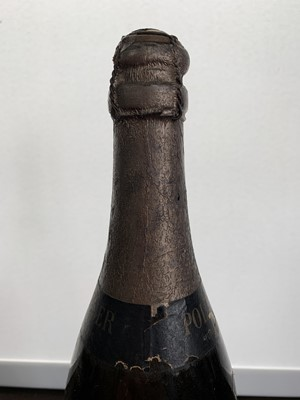 Lot 52 - POL ROGER 1928 Champagne