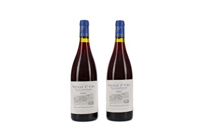 Lot 74 - TWO BOTTLES OF CARRE-COURBIN 1995 VOLNAY