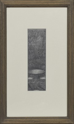 Lot 650 - A PAIR OF GRAPHITE DRAWINGS BY NEIL DALLAS BROWN