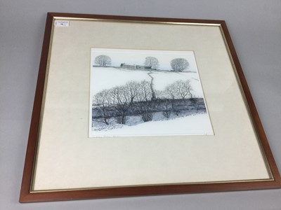 Lot 70 - A LOT OF NINE PICTURES AND PRINTS
