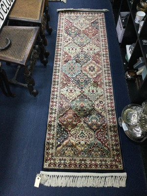 Lot 98 - A PERSIAN STYLE RUG