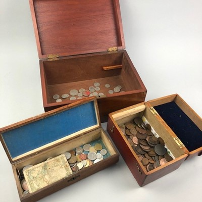 Lot 28 - A LOT OF EARLY 20TH CENTURY COINS
