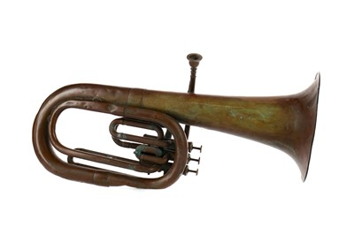 Lot 1133 - A EUPHONIUM BY F. BESSON