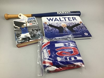Lot 36 - A COLLECTION OF SCOTTISH FOOTBALL RELATED BOOKS
