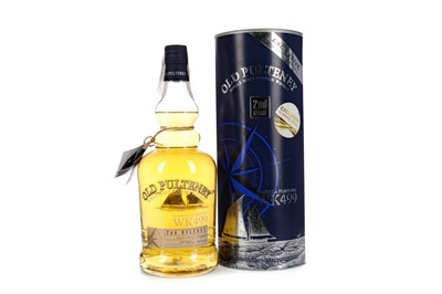 Lot 17 - OLD PULTENEY ISABELLA FORTUNA WK499 SECOND RELEASE - ONE LITRE