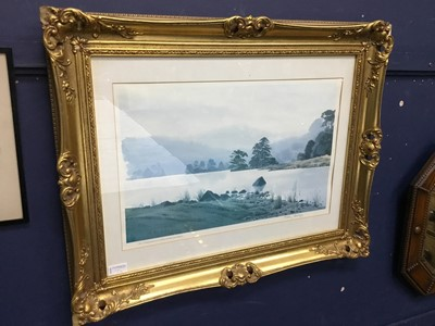Lot 7 - A LOT OF THREE FRAMED PICTURES