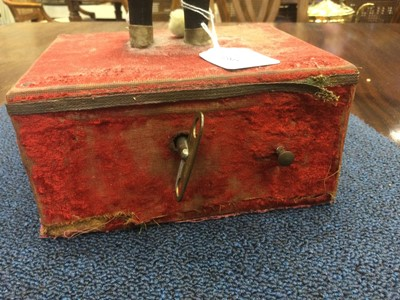 Lot 1397 - A VICTORIAN AUTOMATON OF A GIRL