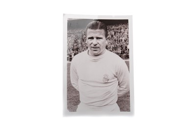 Lot 1732 - A FERENC PUSKAS REAL MADRID PHOTOGRAPH