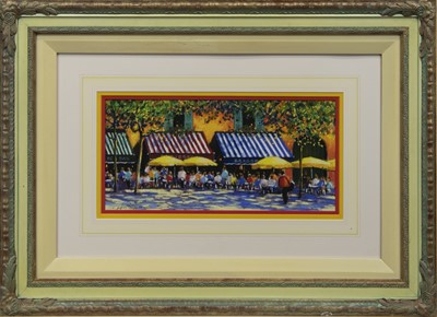 Lot 524 - PRIMARY COLOURS, PARIS, A PASTEL BY ANTHONY ORME