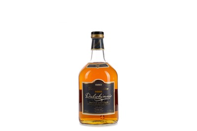 Lot 9 - DALWHINNIE 1980 DISTILLERS EDITION - ONE LITRE