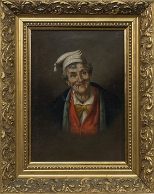 Lot 105 - A PAIR OF OILS IN THE MANNER OF ARTURO PETROCELLI