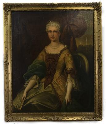 Lot 111 - PORTRAIT OF HARRIET ELIZABETH, COUNTESS OF ROSSLYN