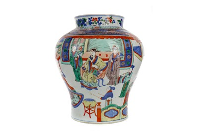 Lot 720 - A 19TH CENTURY CHINESE VASE