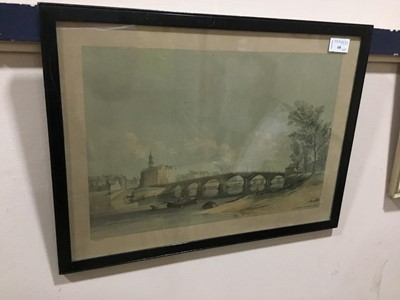 Lot 68 - A GROUP OF PRINTS