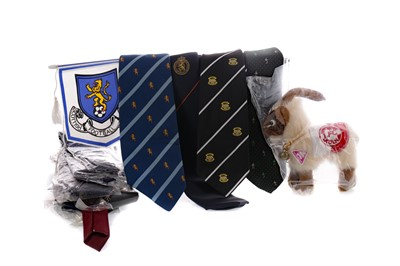Lot 1815 - A COLLECTION OF REFEREE ASSOCIATION TIES