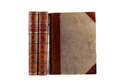 Lot 1092 - THREE VOLUMES OF OLD AND NEW EDINBURGH BY JAMES GRANT