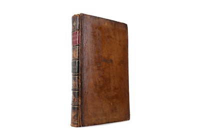 Lot 1102 - CODEX JURIS EXCLESIASTICI ANGLICANI BY EDMUND GIBSON
