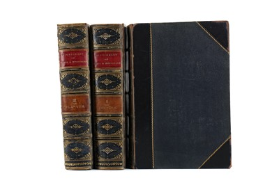 Lot 1109 - THREE VOLUMES OF GROVES DICTIONARY OF MUSIC AND MUSICIANS