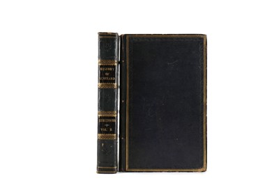 Lot 1113 - TWO VOLUMES OF STRUTHER'S HISTORY OF SCOTLAND
