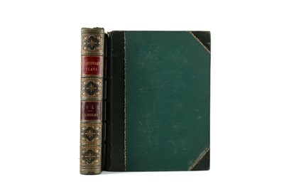 Lot 1115 - TWO VOLUMES OF CASSELL'S ILLUSTRATED SHAKESPEARE