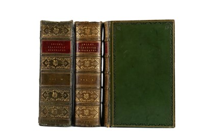 Lot 1116 - DICTIONARY OF GREEK AND ROMAN BIOGRAPHY BY W. SMITH