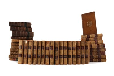 Lot 1120 - WAVERLEY NOVELS AND OTHERS BY SIR WALTER SCOTT AND SIXTY OTHER VOLUMES OF WORKS BY SCOTT