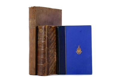 Lot 1129 - THE THREIPLANDS OF FINGASK BY ROBERT CHAMBERS AND TWO OTHER VOLUMES