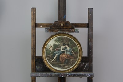 Lot 1004 - ANGELICA KAUFFMAN (AFTER), MEZZOTINTS BY AND AFTER BARTOLOZZI