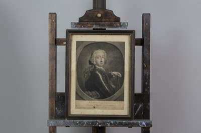 Lot 1013 - ALLAN RAMSAY (AFTER), HALF LENGTH PORTRAIT OF SIR PETER HALKETT of PITFIRRANE AND OTHERS