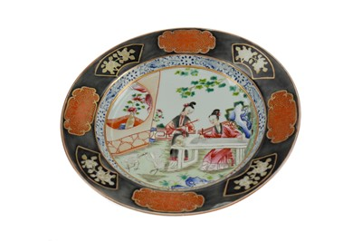 Lot 793 - A 19TH CENTURY CHINESE BOWL