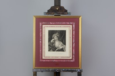 Lot 1039 - AND ENGRAVING AFTER GUIDO RENI AND EIGHT OTHERS