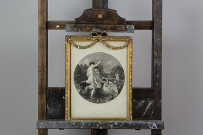 Lot 1040 - AN ENGRAVING AFTER WILLIAM ETTY AND TWO OTHERS