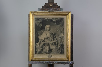 Lot 1041 - AN ENGRAVING AFTER VAN DYCK AND TEN OTHERS
