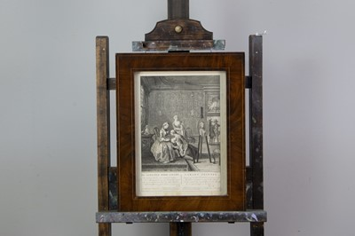 Lot 1042 - A LINE ENGRAVING AFTER RUBENS AND SIX OTHERS