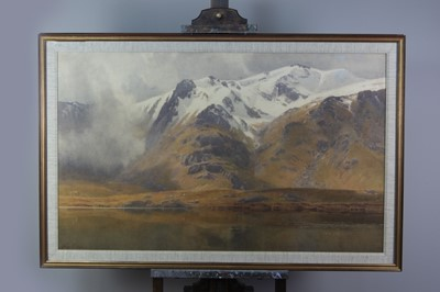 Lot 1046 - A WATERCOLOUR BY GEORGE COCKRAM