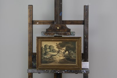 Lot 1051 - A WATERCOLOUR IN THE MANNER OF DAVID COX