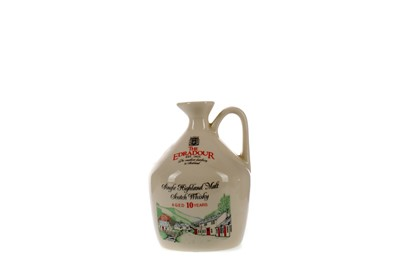 Lot 39 - EDRADOUR AGED 10 YEARS DECANTER