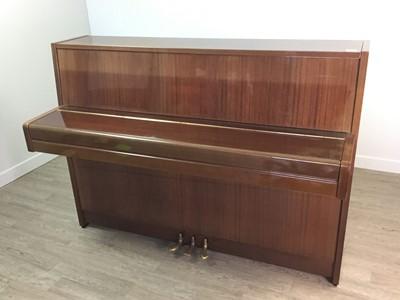 Lot 1112 - A YAMAHA UPRIGHT PIANO